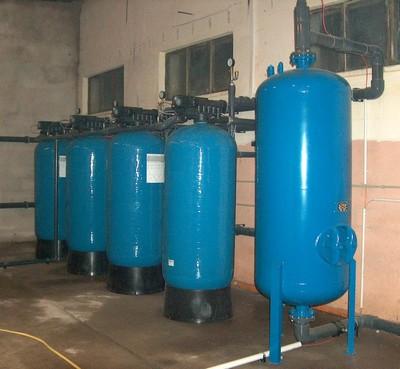 Usuwanie manganu z wody